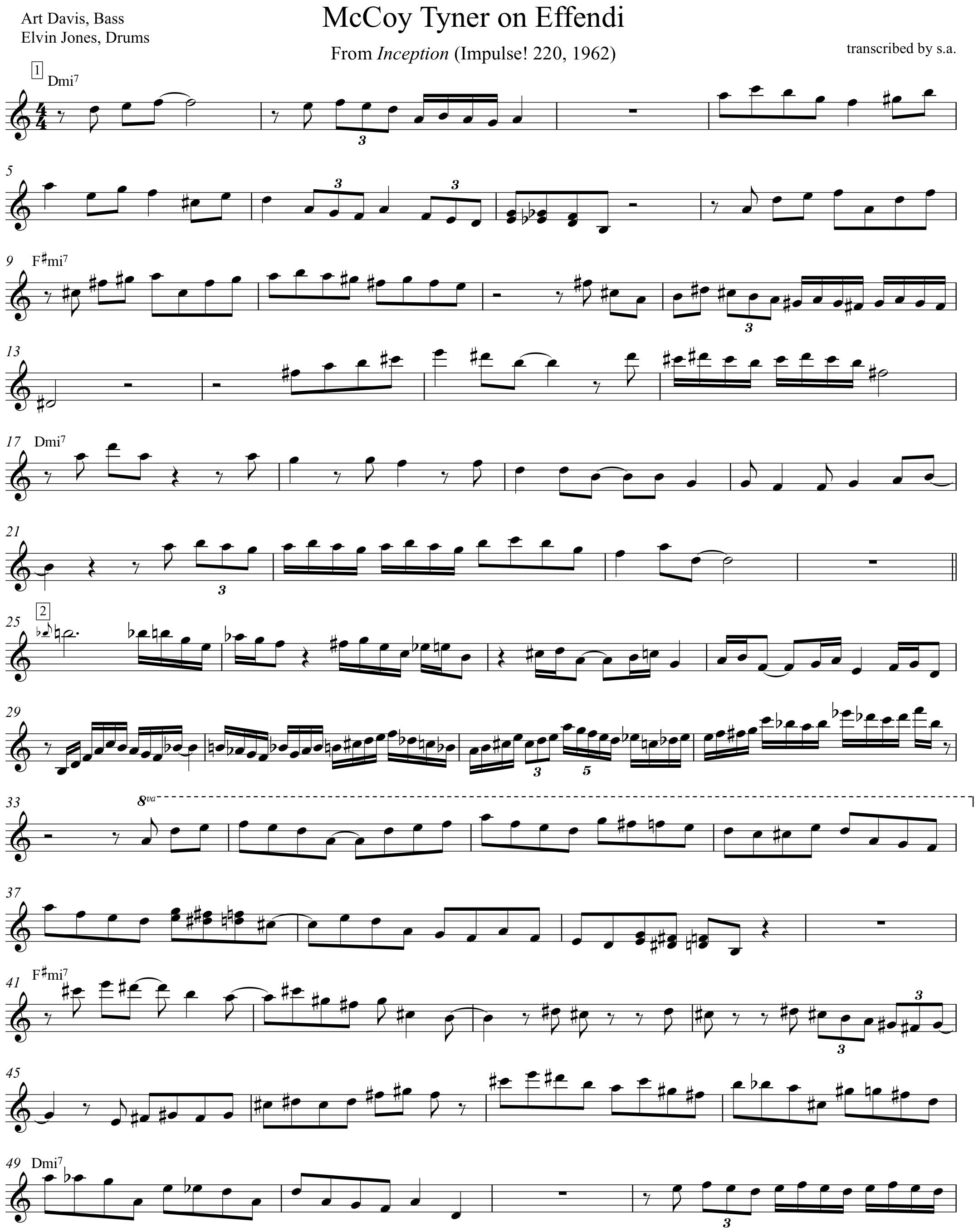 1962 the jazz language mccoy tyner on effendi 1 hexwebz Gallery